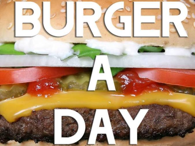 Burgeraday